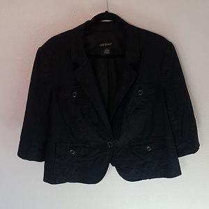 Lane Bryant blazer size 18